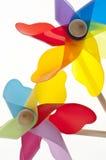 kolorowy tła pinwheel Obraz Royalty Free