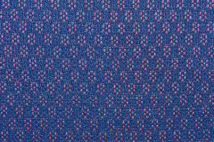 Kolorowy tajlandzki jedwab handcraft peruvian dywanika powierzchni stylowego zakończenie w górę Więcej ten motywu & więcej tkanin Fotografia Royalty Free