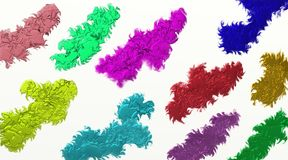 Kolorowy textured tło, Abstrakcjonistyczny kolorowy, tła & tekstury/ Fotografia Royalty Free