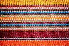 Kolorowy tkanina paska linii styl ilustracja wektor