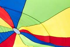 Kolorowy tkaniny tło Fotografia Royalty Free