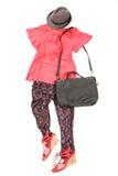 Kolorowy umieszczający odziewa Fotografia Stock