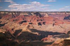 Kolorowy Uroczysty jar, Uroczystego jaru park narodowy, Arizona Zdjęcia Stock