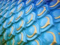 Kolorowy wąż lub smok ważymy tekstury tło Obraz Royalty Free