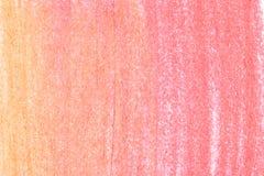 Kolorowy węgiel drzewny na białego papieru tekstury tle Fotografia Stock