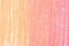 Kolorowy węgiel drzewny na białego papieru tekstury tle Fotografia Royalty Free
