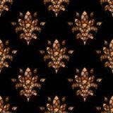 Kolorowy wektorowy mozaiki tło Zdjęcie Royalty Free