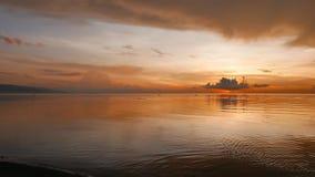 Kolorowy wschód słońca 05 zdjęcie wideo