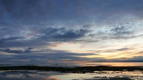 Kolorowy wschód słońca 47 zdjęcie wideo