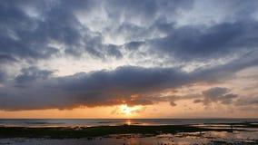 Kolorowy wschód słońca 50 zdjęcie wideo