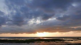 Kolorowy wschód słońca 53 zbiory wideo