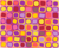 kolorowy wzór Obraz Royalty Free