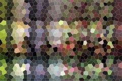 Kolorowy wzór geometryczny tło Zdjęcie Stock
