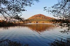 Kolorowy wzgórze Fotografia Royalty Free