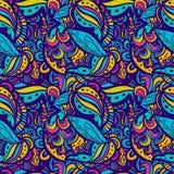 kolorowych deseniowych planowanymi różnych możliwych wektora Zdjęcie Royalty Free