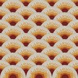 kolorowych deseniowych planowanymi różnych możliwych wektora nowożytna elegancka tekstura Wielostrzałowy abstrakcjonistyczny tło  ilustracja wektor