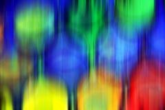 Kolorowych dyskoteka cieni projekta phosphorescent żywi pastelowi punkty, abstrakcjonistyczny figlarnie tło Zdjęcie Stock