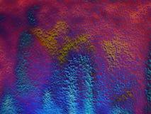 Kolorowych graffiti szorstki ścienny tło dla sztandarów lub wordpress chodnikowów obraz royalty free