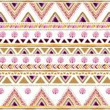 Kolorowych purpur handpainted tło ilustracji
