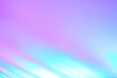 koloru światła ściana Obraz Royalty Free