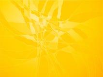Koloru żółtego krakingowy szkło ilustracji
