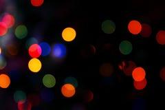 koloru 2 zamazującego światła zdjęcie royalty free
