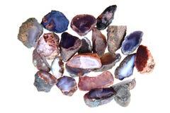 koloru agata kolekcja Zdjęcie Stock