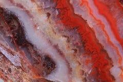 Koloru agata tło Zdjęcia Stock