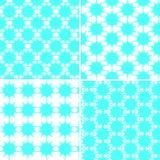 koloru bezszwowy deseniowy zostaw ilustracja projektów elementów wektora Fotografia Stock