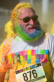 Koloru bieg Las Vegas Zdjęcie Royalty Free