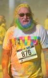 Koloru bieg Las Vegas Obrazy Stock