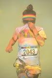 Koloru bieg Las Vegas Zdjęcia Stock