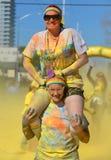 Koloru bieg Las Vegas Zdjęcie Stock