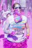 Koloru bieg Las Vegas Fotografia Stock