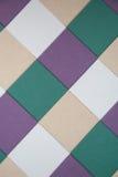 Koloru dachówkowy tło Obraz Stock