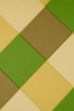 Koloru dachówkowy tło Zdjęcia Royalty Free