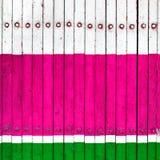 Koloru drewna wzór Zdjęcia Royalty Free