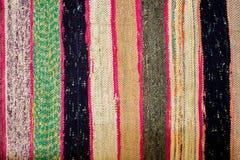 Koloru dywan obraz stock