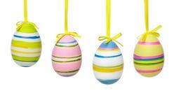 koloru Easter jajka Obrazy Stock