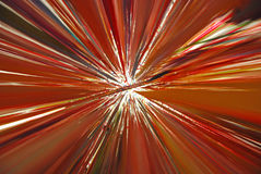 Koloru faborku ściana w Kiasma muzeum Obrazy Stock
