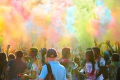 Koloru festiwal obraz royalty free