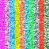 koloru grunge linie Obraz Stock