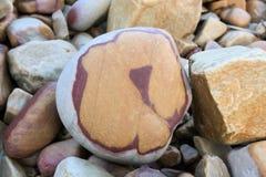koloru kamień zdjęcia stock