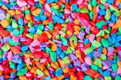 koloru kamień Obrazy Stock