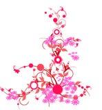 koloru kwiatu zieleń Zdjęcie Royalty Free