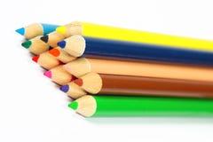koloru ołówek Obrazy Royalty Free
