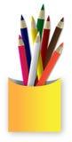 Koloru ołówek Zdjęcie Stock