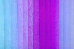 Koloru organza tkaniny tekstura Zdjęcia Stock