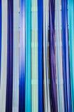 Koloru płótna sztandary Obraz Royalty Free