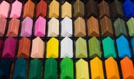 koloru pastel Zdjęcia Stock
